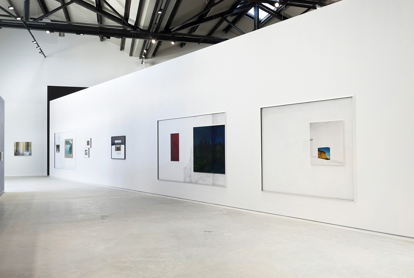 Constance Nouvel - Exhibition view RENCONTRES D'ARLES , 2017