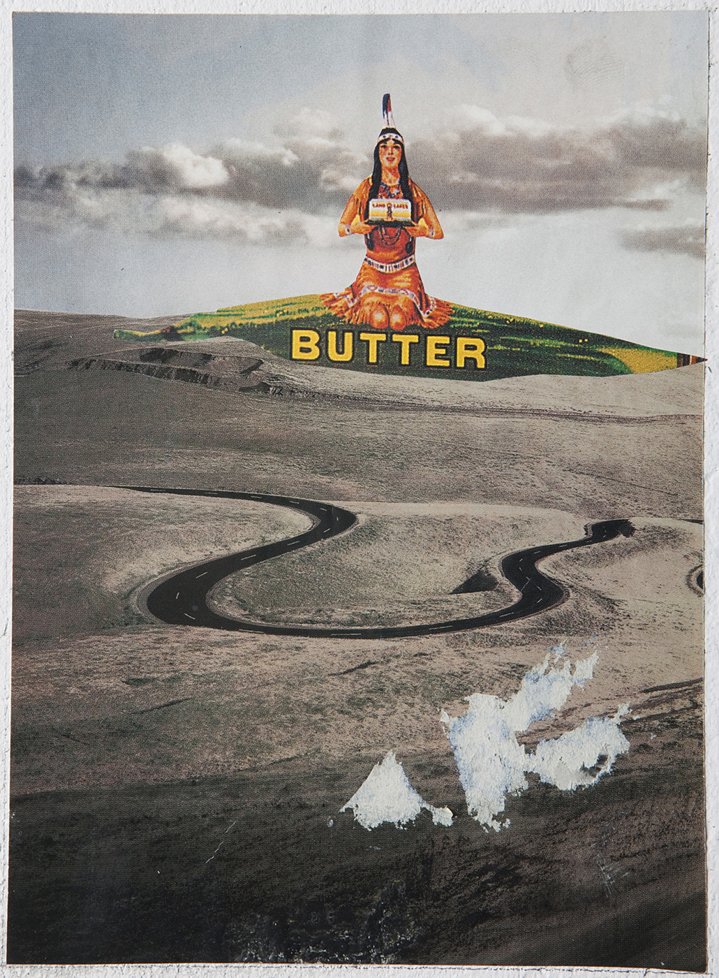 Florence Paradeis - Butter, 1999