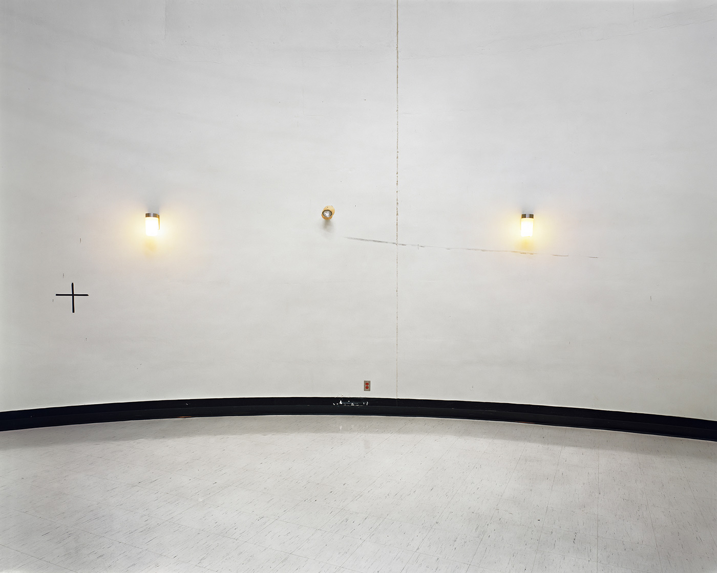 Untitled (two lights), 2003-2012
