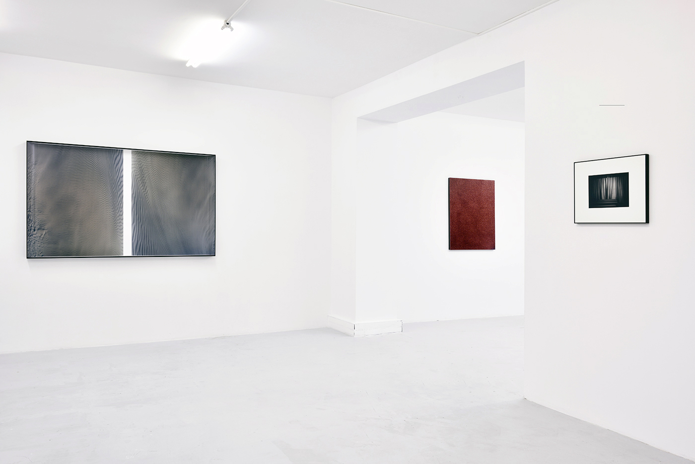 Constance Nouvel - Exhibition view, 2016