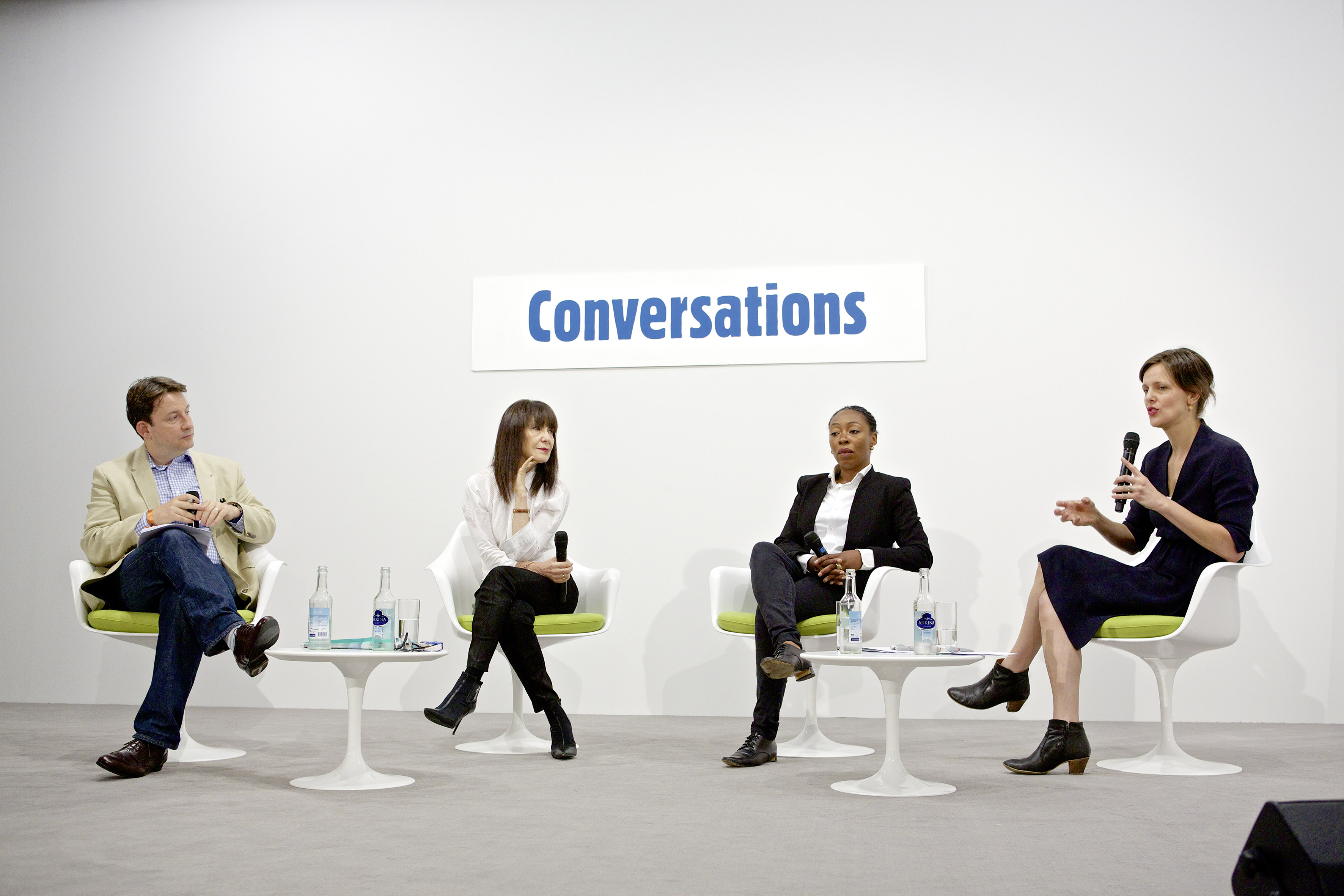 Art Basel Conversations : Public/Private | Institutions for Time-based Art
